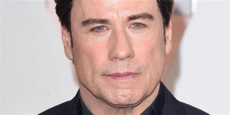 john travolta says scientology is a target because it