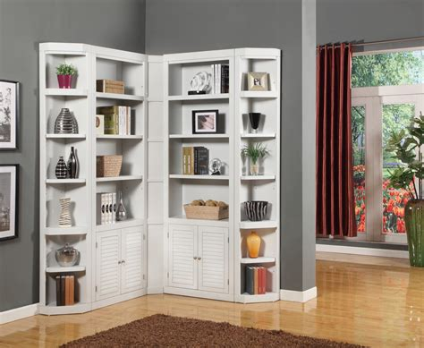 boca l shape bookcase wall from house coleman