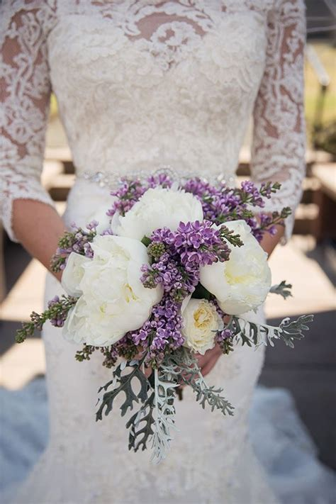 Wedding Bouquet Lilac by Best 25 Lilac Bouquet Ideas On Purple Wedding