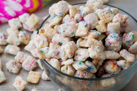 cupcake puppy chow sallys baking addiction cupcake puppy chow keeprecipes your universal recipe box