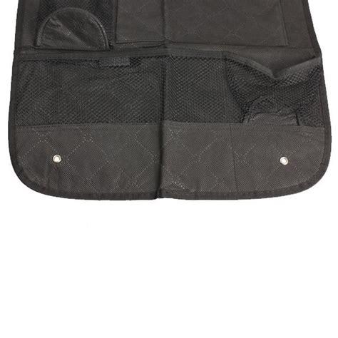 Six Pocket Back Seat Organizer With Umbrella Holder Freeongkir six pocket back seat organizer with umbrella holder black jakartanotebook