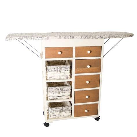 mobile cassetti asse da stiro mobile cordega in legno con cassetti