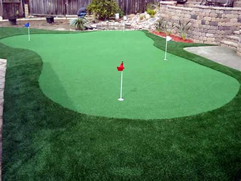 installing a putting green in your backyard artificial putting green installation san marcos texas