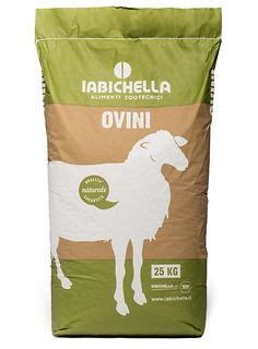 alimentazione per capre mangime per ovini caprini agnelli