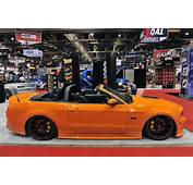 SEMA Spotlight Tjin Edition/UTI Mustang Drop Top Wows The Crowds With