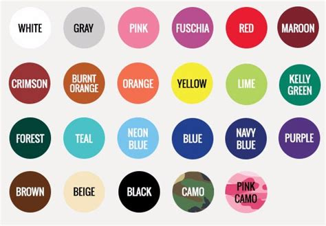 coolers color picker custom can coolers available in 18 colors