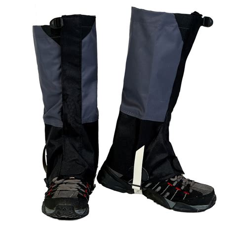 boot gaiters outdoor boot gaiters for snow hiking snow