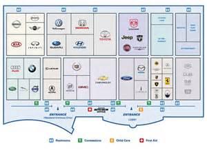 houston auto show floor plan