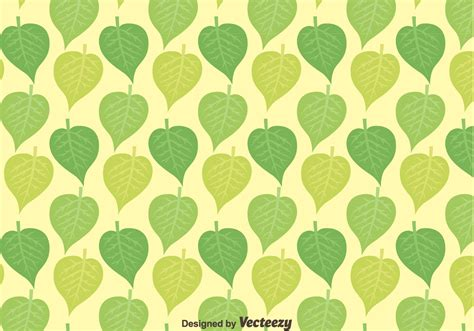 pattern dotted hole leaf green nice leaves pattern background download free vector art