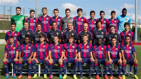 kit jugadores de ftbol bara vs madrid 10p image gallery barca squad 2015