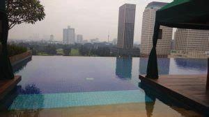 kolam renang terbaik  jakarta  wisata