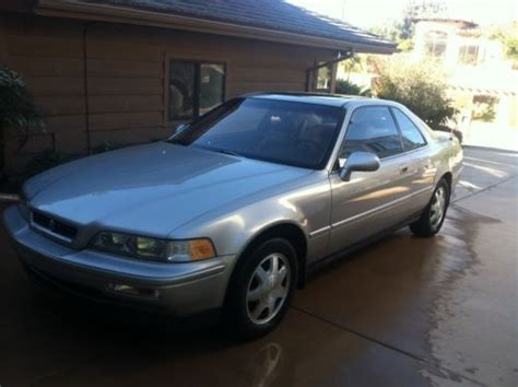 acura legend 3 2 sell used 1992 acura legend ls coupe 2 door 3 2l in san