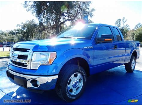 truck ford blue 2014 f150 on sale autos post