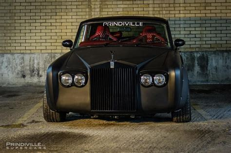 widebody rolls royce this widebody rolls royce was built for drifting