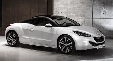 peugeot sports car 2017 carscoops peugeot rcz