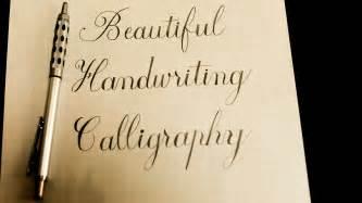 asmr mechanical pencil calligraphy writing