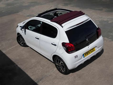 new peugeot small car peugeot 108 top buying guide