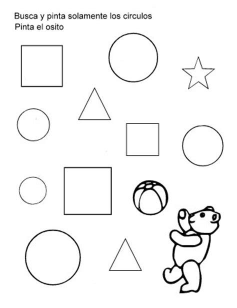 figuras geometricas actividades para preescolar sala roja actividades de figuras geometricas