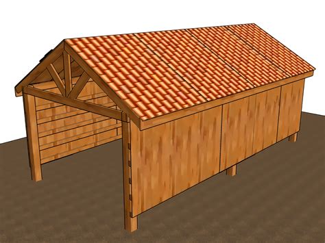 Diy Pole Shed by 3 Ways To Build A Pole Barn Wikihow