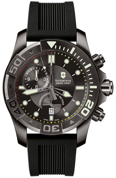 Swiss Army Master swiss army dive master 500 chrono s model 241421