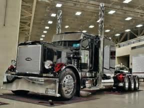 18 Wheeler Truck Accessories Winnipeg Meet Black Betty 1984 Peterbilt 359