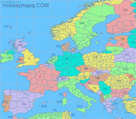 map us and europe map of europe current map travel holidaymapq