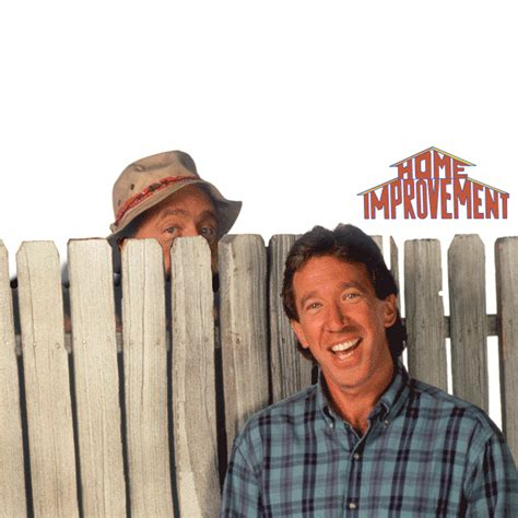 here s why wilson hid the fence on quot home improvement quot