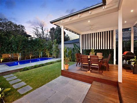 outdoor living areas outdoor living design with bbq area from a real australian
