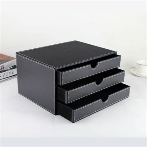 aliexpress buy horizontal 3 layer 3 drawer wood