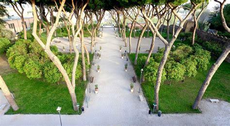 il giardino degli aranci giardino degli aranci il belvedere torna a risplendere