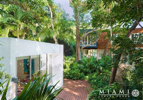 Hammock Mansion by Just Listed Coconut Grove S Unique Hammock House