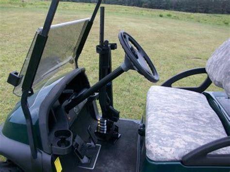 Gun Rack For Golf Cart by Top Golf Cart Gun Holder Wallpapers