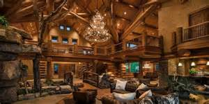 interior of log homes log home pictures interior peenmedia