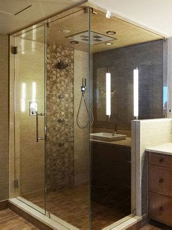 glass mirror shower doors frameless shower doors enclosure creative mirror shower