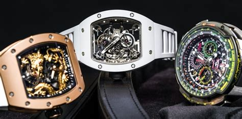 why richard mille watches are so expensive ablogtowatch