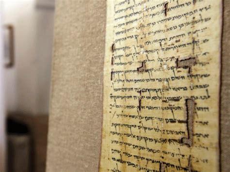 manuscritos de la biblia originarios de la comunidad juda de siria la importancia de los rollos del mar muerto impacto