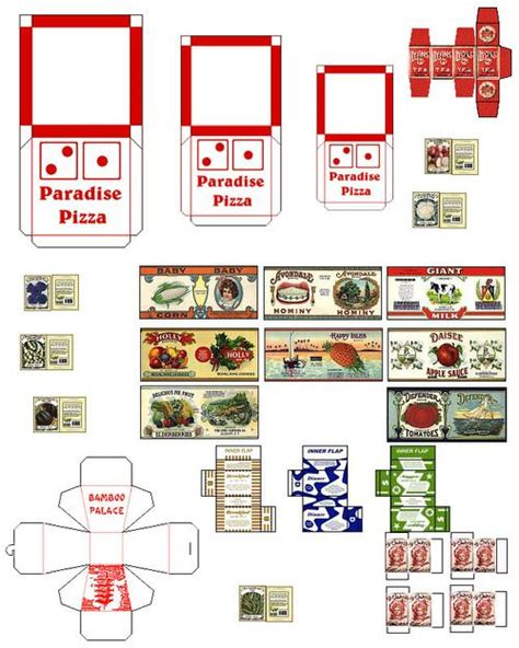 printable dolls house accessories pinterest the world s catalog of ideas