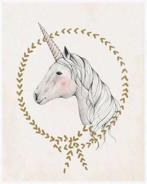 unicorn printable art unicorn 10x12 art print