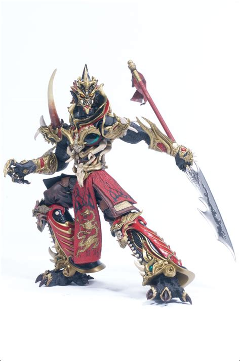 Mandarin Spawn Mcfarlane Figure collection stash a collector and artist platform for building and your collection