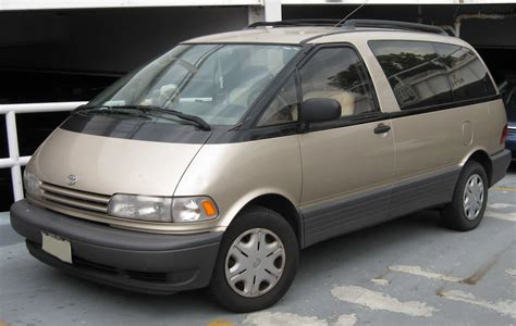 toyota previa marooned april 2009