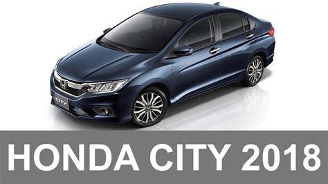 Honda City New Model 2018 by Honda City 2018