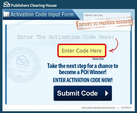 Pch Winner Selection Process - alert act fast if you received an activation code for www pch com urgent pch blog