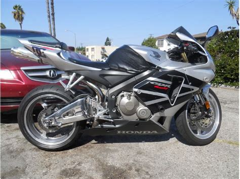 honda cbr 2005 for sale 2005 honda cbr 600rr for sale on 2040motos