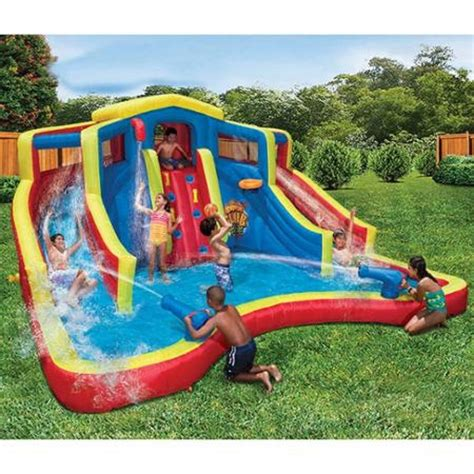 inflatable backyard pool bounce house inflatable water slide bouncer jumper
