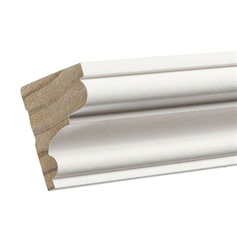 Evertrue 3 In X 8 Ft Prefinished Vinyl Lip Wall Panel Moulding - ceiling molding lowes americanwarmoms org