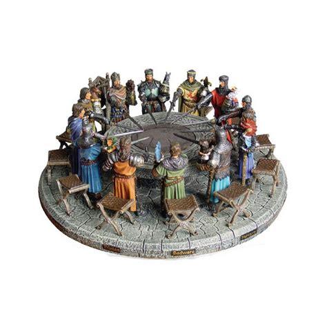 cavalieri della tavola rotonda knights tavola rotonda cm 47x47 negozio medievale