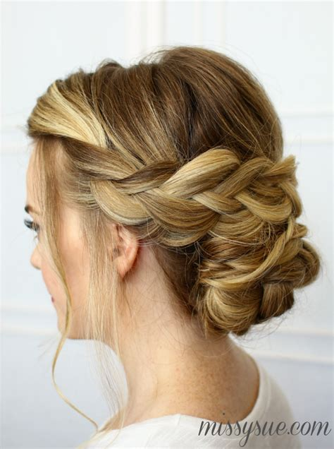 soft updo hairstyles 30 cute and easy braid tutorials that are perfect for any