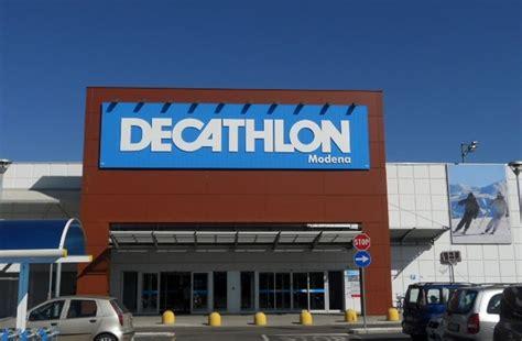 da ceggio decathlon furti al grandemilia e a decathlon denunciata coppia di