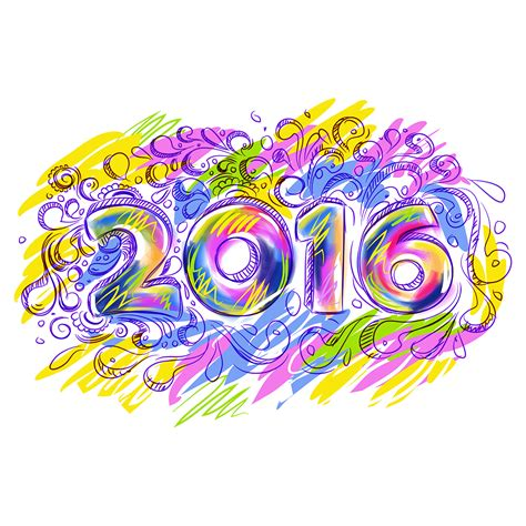 new year shirt 2016 free clip vector happy new year 2016