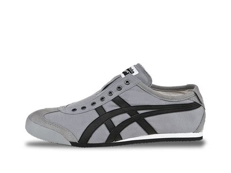 Onitsuka Tiger Mexico 66 Black Grey Stripes 93 best onitzuka tiger images on nike free